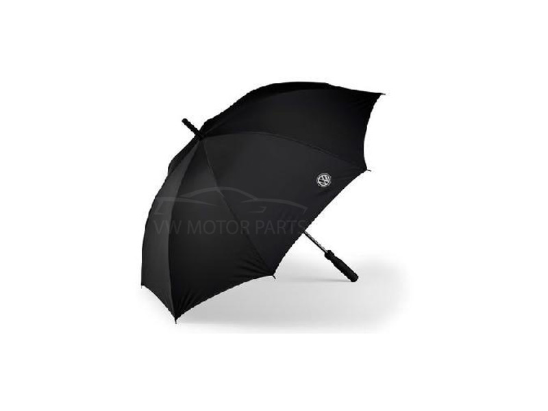 Genuine VW Black Umbrella