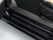 Genuine VW Passat Rear Door Sill Protective Film - Transparent