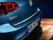 Genuine VW Golf MK7 Facelift Chrome Strip For Tailgate