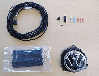 Genuine VW MK7 Golf Rear View Camera