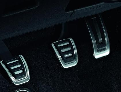 Genuine VW Pedal Covers For Manual Transmission