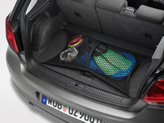 Genuine VW Golf MK 7 Facelift Luggage Net