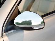 Genuine VW Sharan Stainless Steel Mirror Caps