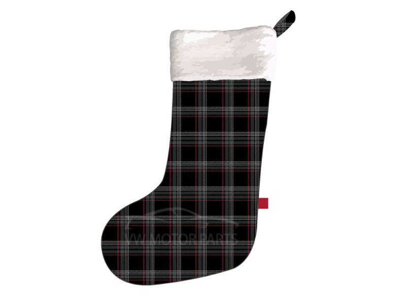 Genuine VW GTI Christmas stocking