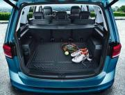 Genuine VW Touran Semi-Rigid Boot Liner - 5 seater