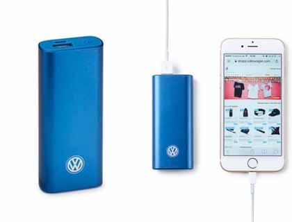 Genuine VW Power Bank