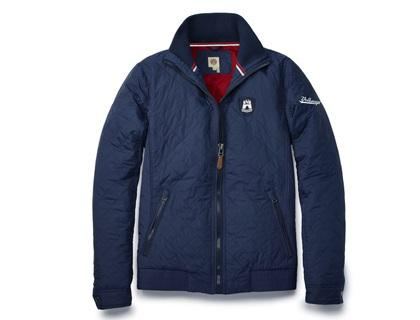 Genuine VW Men's Outdoor Jacket - Dark Blue M
