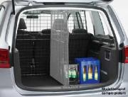 Genuine VW Sharan dog guard for 7 seater vehicles