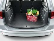 Genuine VW Sharan Semi Rigid Loadliner - 5 seater