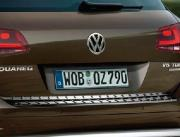 Genuine VW Touareg Rear Chrome Strip