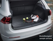 Boot tray - For 5-seater vehicles