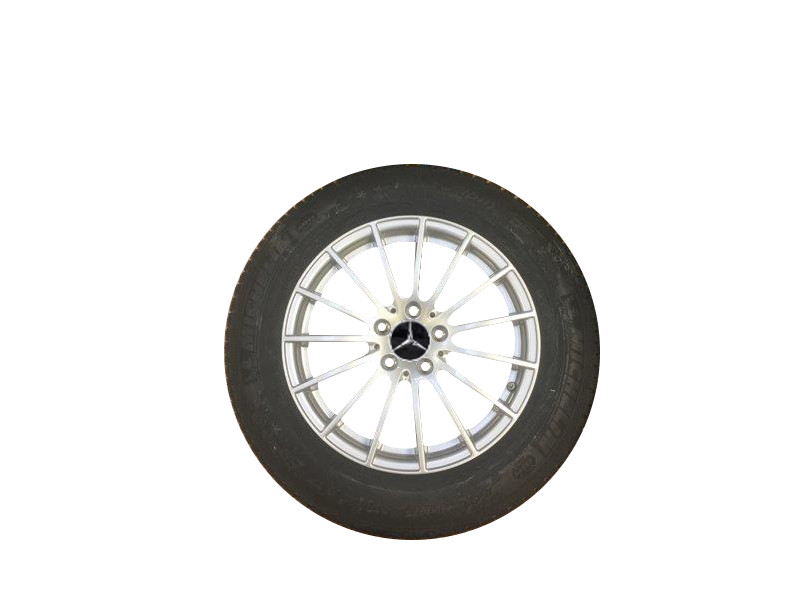 Genuine Mercedes 17 Inch 222 S Class Alloy Wheels and Tyres