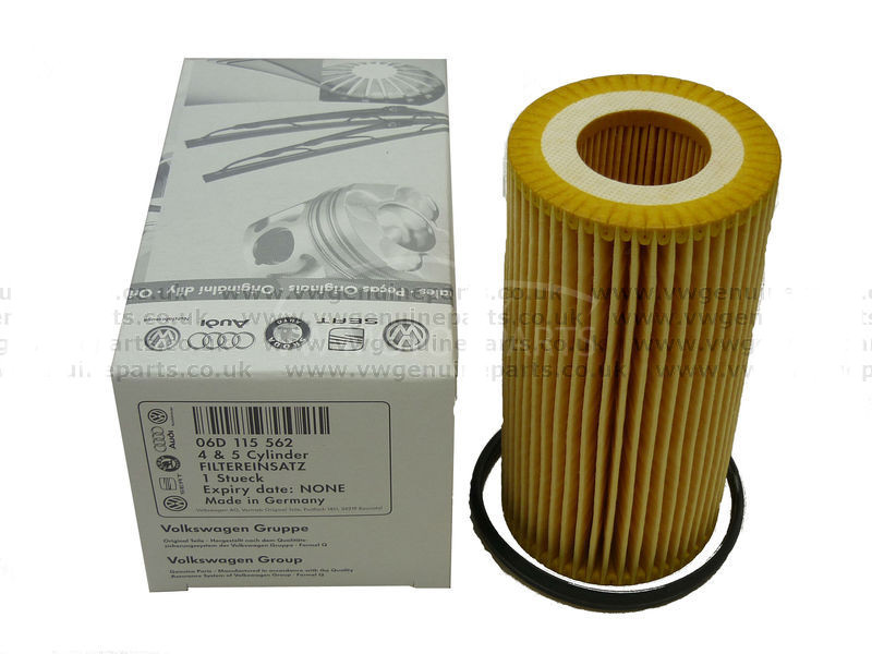 Genuine VW Eos Oil Filter 2.0 Petrol