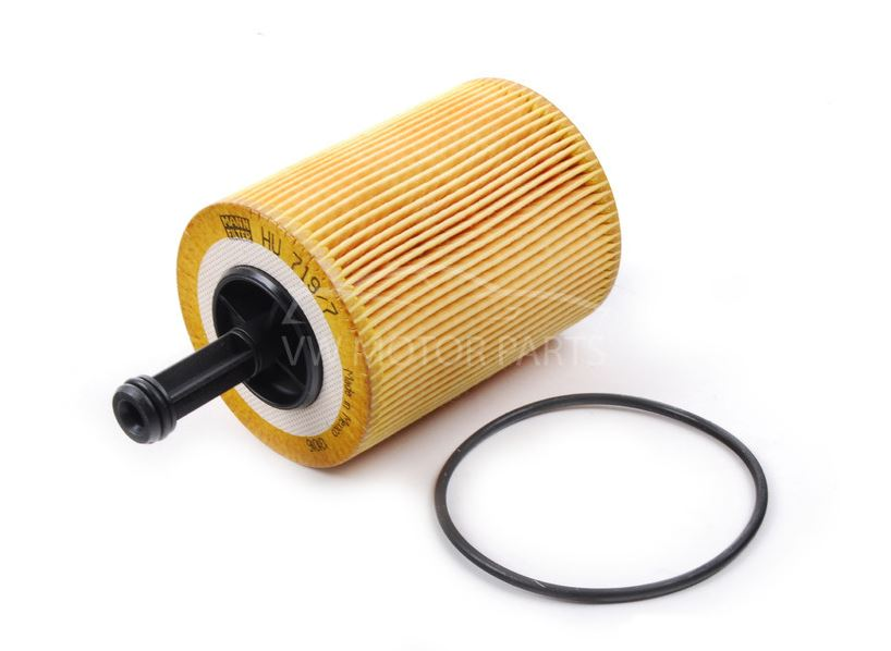 Genuine VW Eos Oil Filter 2.0TD Diesel , Element Filter