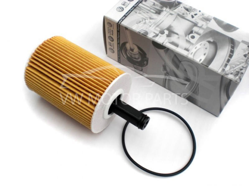 Genuine VW Golf Oil Filter 1.9TD, 2.0TD Diesel , Element Filter