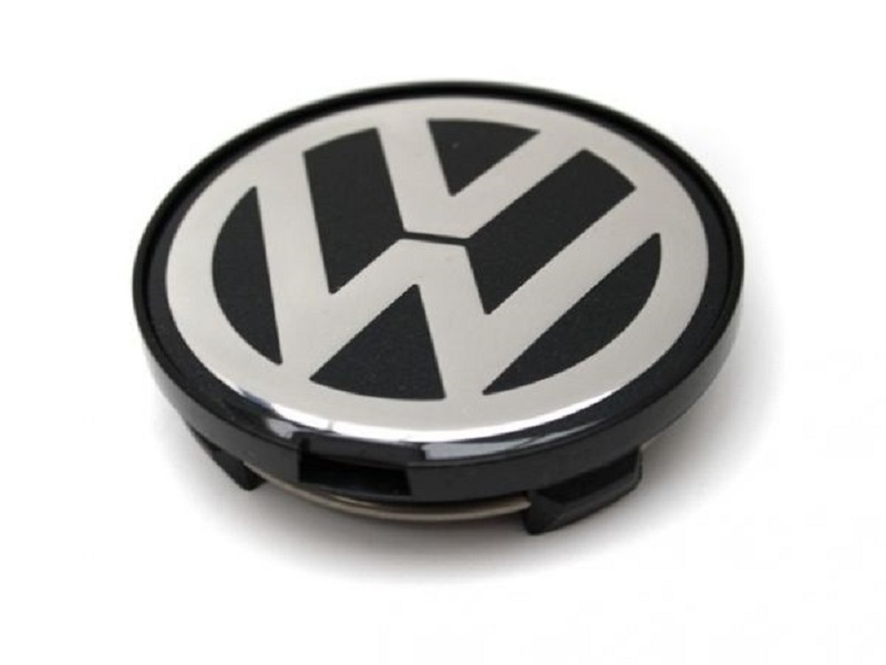 Genuine VW Polo Alloy Wheel Centre Cap 2009 - 2014