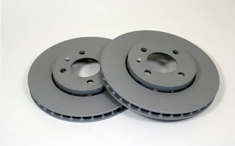 Genuine VW UP Front Brake Disc Set