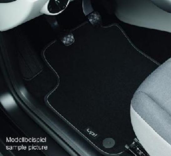 Genuine VW UP Luxury Carpet Mat Full Set