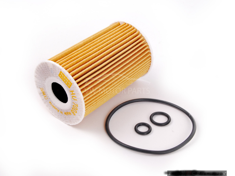 Genuine VW Tiguan Oil Filter 2.0TD Diesel, Element Filter