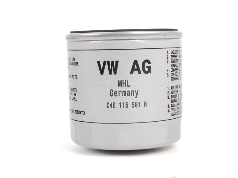 Genuine VW Golf Oil Filter 1.2, 1.4, 1.6 Petrol