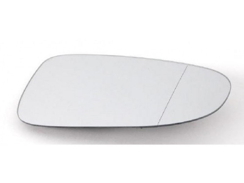 Genuine VW Golf Mk6 Drivers Side RH Mirror Glass