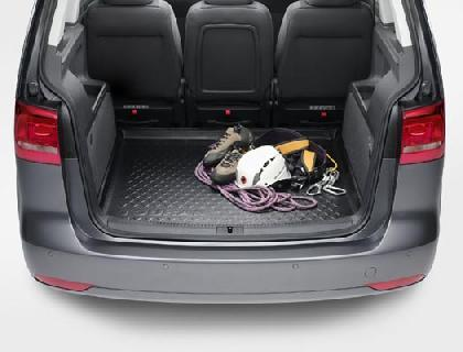 Genuine VW Touran Semi Rigid Boot Loadliner