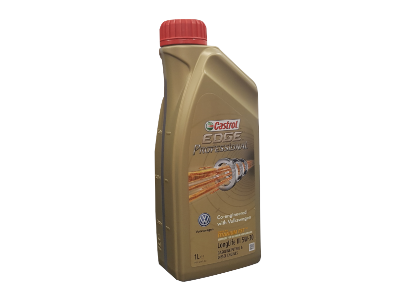 Castrol Edge Professional Longlife 3 Engine Oil - 1 Litre