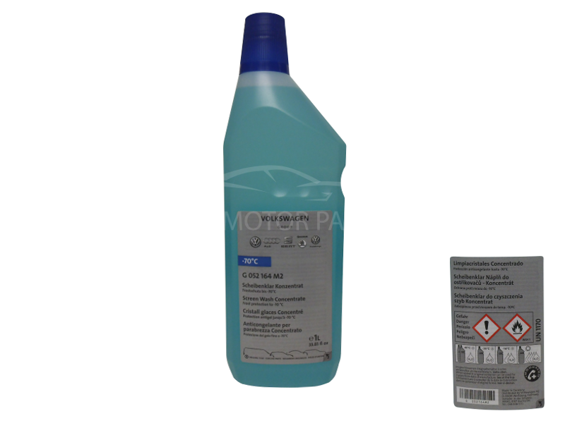 Genuine VW Screenwash 1Ltr VW screenwash [G052164M2]  £4.05 : Buy