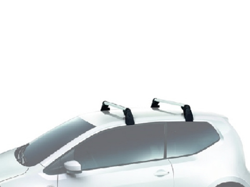 Genuine VW UP! Roof Bars For 3 Door Models