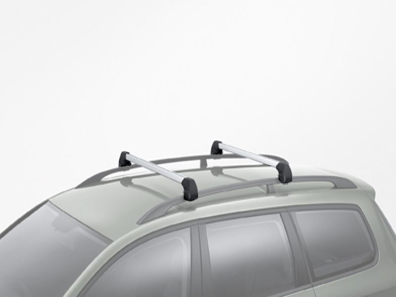 Genuine VW Passat Estate Roof Bars 2011 - 2014