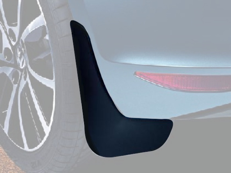 Genuine VW Golf MK7 Front Mudflaps