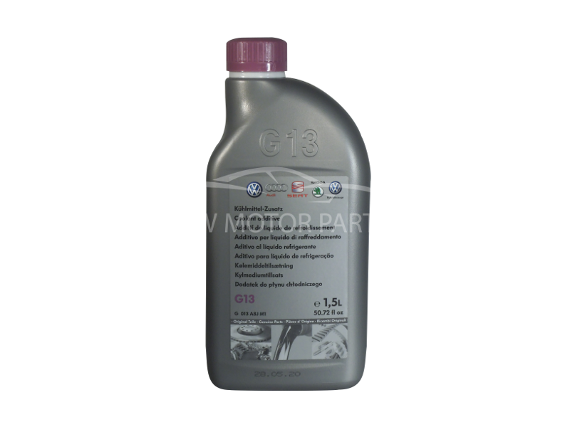 Genuine VW G13 Coolant Concentrate 1 X 1.5Ltr