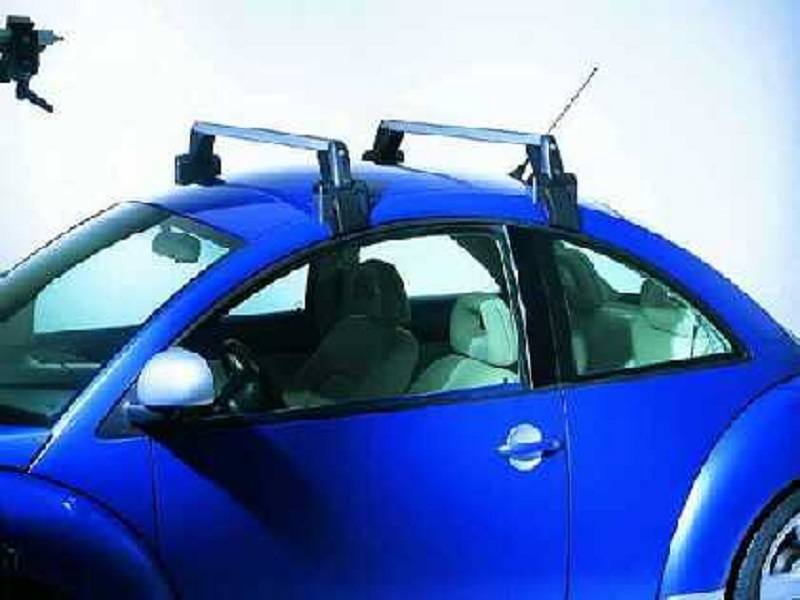 Genuine VW Beetle Roof Bars, 2006 - 2011