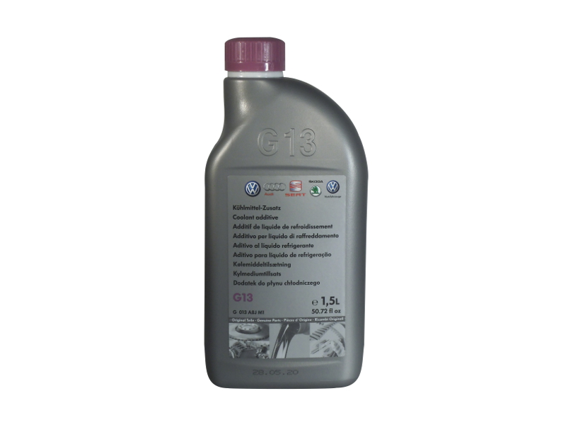 VW Coolant / Antifreeze