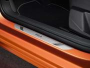 Genuine VW Polo 2017> Door Sill Protector - Aluminium