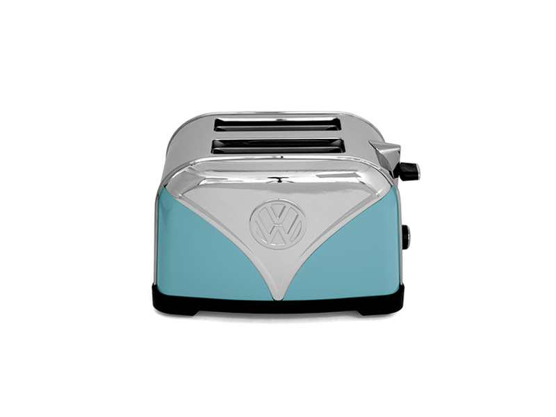 Volkswagen Toaster in Blue by Fizz Creations